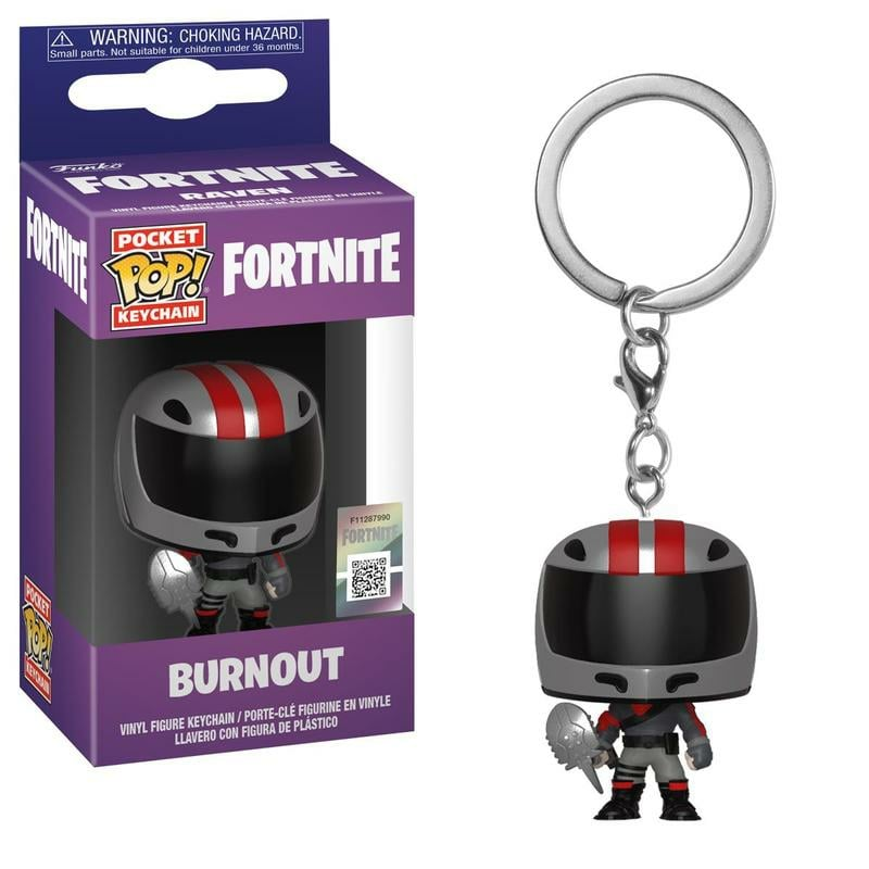 Fortnite Burnout