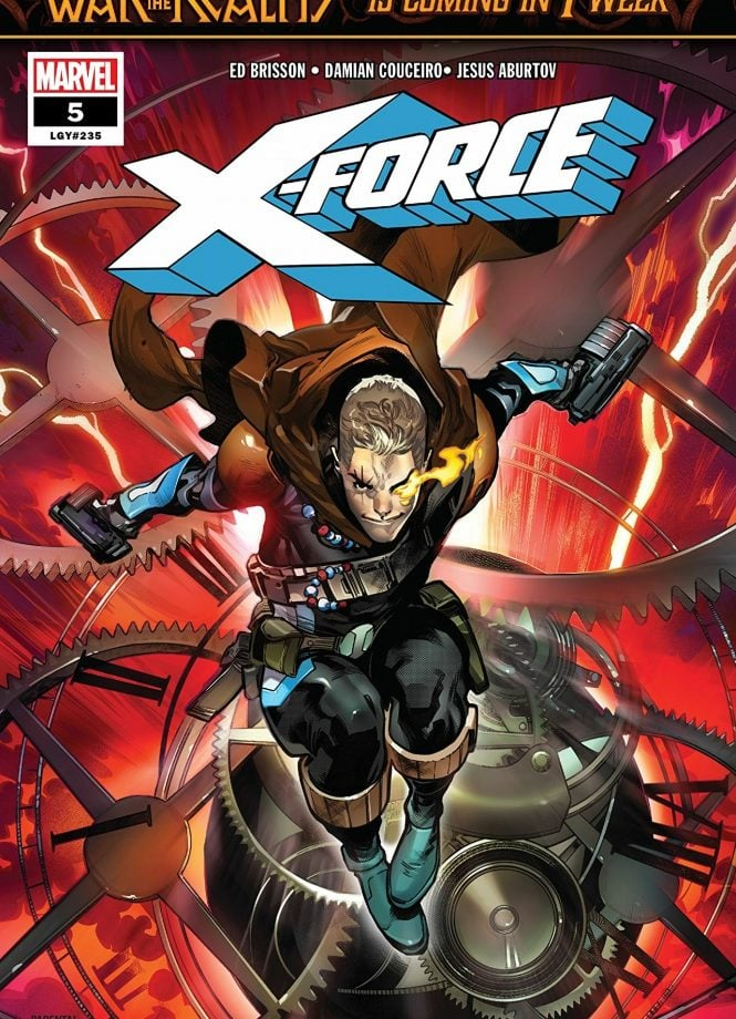 Deadpool X-Force #5