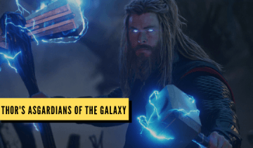 Avengers Endgame – Asgardians of the Galaxy
