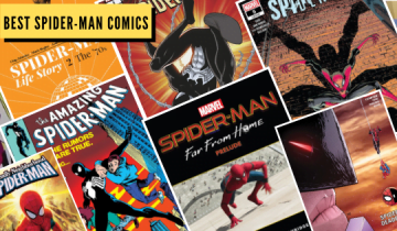 Best Spider-Man Comics of all time