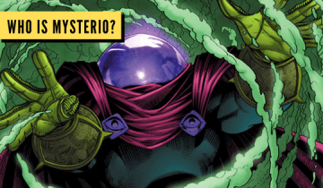 Who is Mysterio?