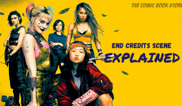 Birds of Prey End Credits Scene: Explained