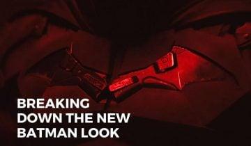Batman First Look Breakdown
