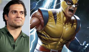 Henry Cavill as Wolverine